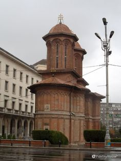 Chiesa Kretzulescu a Bucarest - Fidelity Foto