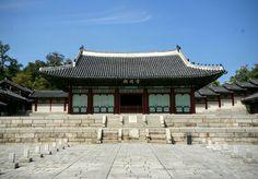 서울 경희궁 숭정전