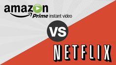CHEGOU! Concorrente da Netflix, Amazon Prime Vídeo já está no Brasil