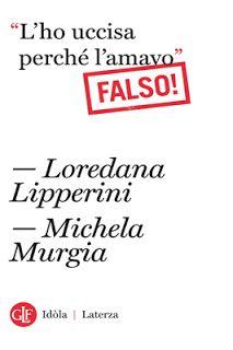 Per la rassegna scrittore a piede Lìberos Michela Murgia il 12 Luglio a Nulvi presenterà il libro scritto a quattro mani insieme a Loredana Lipperini «L'ho uccisa perché l'amavo». Falso! edito da Laterza. #Libri #LetteraturaSardegna #Sardegna