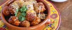 This Mexican-inspired variation on our classic favorite meatballs is a foolproof appetizer that we'll be serving all year long.