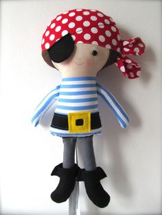Looks easy enough to make without a pattern. 15 inch Soft Cloth Doll Rag Doll Collectible by littleidacrafts, Tiny Dolls, Soft Dolls, Cute Dolls, Fabric Toys, Paper Toys, Doll Quilt, Sewing Projects For Kids, Sewing Dolls, Little Doll