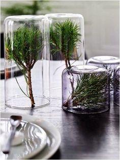 Et aussi : Une décoration naturelle pour une table de Noël insolite - Pinterest : les 15 plus belles tables de Noël - CôtéMaison.fr