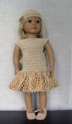 1000 Images About Crochet Doll Clothes 2 On Pinterest
