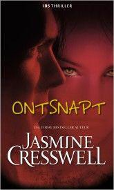 IBS Thriller – Jasmine Cresswell – Ontsnapt #harlequin #ibsthriller #jasminecresswell #boeken