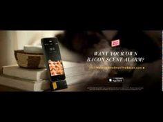 Wake up and smell the bacon: el despertador con aroma de Oscar Mayer