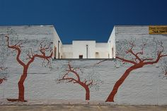 google map of murals/street art I want to see in Albuquerque