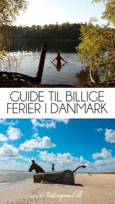 Guide til billige ferier i Danmark - TeaTougaard.dk Guide, Road Trip, Movie Posters, Movies, Films, Road Trips, Film Poster, Cinema, Movie