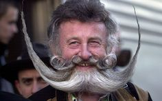 It's Movember! Gerhard Knapp, from the Association of German Beard Clubs, travelled to Nevada, USA, to attend the World Beard & Moustache Championships. Pi...