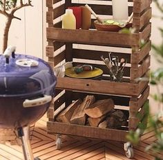 Patio furniture, fire pits and other outdoor items are SO expensive! With the right tools and a tutorial, you can easily make them forhalf of what it would cost you to buy them.So save some money with these DIY backyard ideas! Most of theseprojects can be completed in one weekend or less. Supplies and ToolsYou …