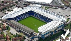 St Andrew's Stadium (1906), Birmingham City F. C.
