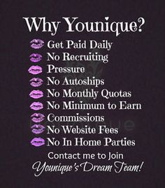 Work from home! Get paid to play with makeup, take selfies, and be on social media! Younique is such a great quality product it practically sells itself! Younique Party Games, Join Younique, Make Up Anleitung, Younique Presenter, I Love Makeup, Teen Makeup, Beauty Bar, Beauty Tips, Beauty Shop