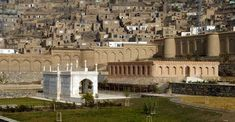 Afghanistan: Kabul and Herat Area Development Projects | Babur's Gardens after restoration by the Aga Khan Trust for Culture.