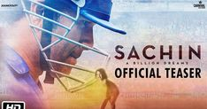 """Sachin Tendulkar already built up the excitement as soon as he launched a surprise poster of his upcoming biopic """"Sachin A Billion Dreams"""" and finally the teaser of the movie is here."""