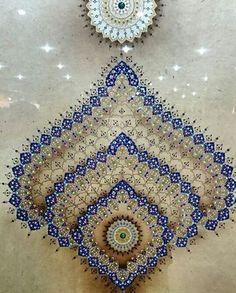 Islamic Art Pattern, Arabic Pattern, Pattern Art, Moroccan Art, Turkish Art, Illumination Art, Writing Art, Arabic Art, Mehndi
