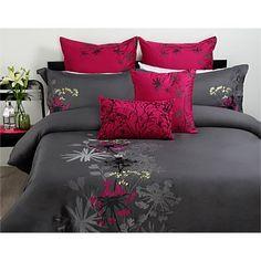 Fieldcrest Home Essentials - Briscoes - Fieldcrest Lucille Duvet Cover Set Duvet Cover Sets, Household Items, Comforters, Bedroom Decor, Blanket, Bedding, Furniture, Essentials, Quilts