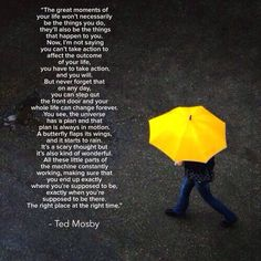 How I Met Your Mother Quotes Himym  Wait For It Umbrella Painting  How I Met Your Mother