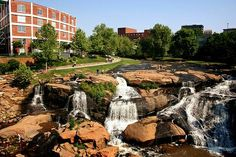 "Greenville SC A favorite place!  I love that i saw this on the ""Everything"" section of pinterest!!"