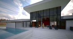 rendering, by http://SteveHallArchitecture.com  House M1.1