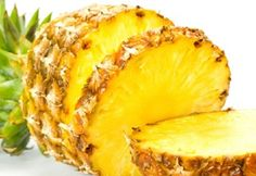 Pineapple to relieve cramps on your period
