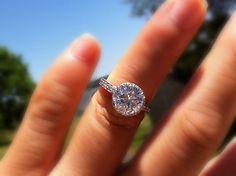 Tacori Ring LOWERED PRICE! :  wedding Top22