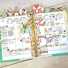 Free planner pages to print. Very nice blog, only wishes to share ideas.