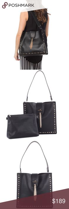 41f01d1c7872 Celine Dion Cadenza Shoulder Bag WHY WE LOVE IT CADENZA- Hobo with magnet  closure and