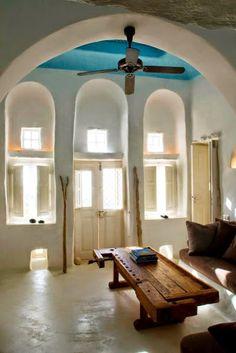 DECORACION GRIEGA, vivir en el paraiso | Decorar tu casa es facilisimo.com