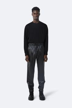 Rains® Fashion Rain Pants | Waterproof Outwear | Free Shipping Rain Pants, Harem Pants, Men's Pants, Girls Raincoat, Waterproof Pants, Rain Wear, Legs Open, Thighs, Normcore