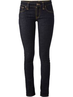 Shop Nudie Jeans Co long john twill rinsed jean in Start from the world's best independent boutiques at farfetch.com. Over 1000 designers from 60 boutiques in one website.