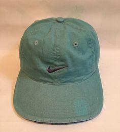 Vintage Nike Sportswear Hat 1990S Dad Hat Swoosh New #Nike