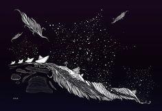 Feather by vilebedeva / vilebedeva.com
