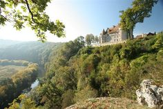 chateaux in france | Fairytale Medieval French Dordogne Chateau