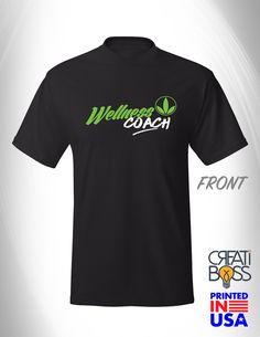 Herbalife T Shirt Unisex Wellness Coach Tee NWT
