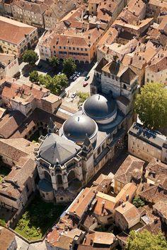 Cathedrale Saint-Étienne, Cahors, Lot