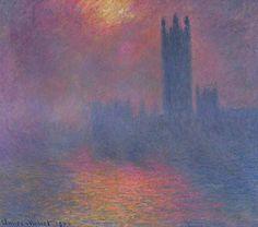 Monet, London