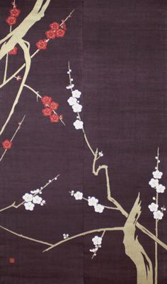 Japanese noren are shown in this page for sale. This noren has Japanese spider lily (commonly known among Japanese as higanbana) design on it. Noren Curtains, Plum Tree, Japan Art, Kids Rooms, Spider, Lily, Craft Ideas, Goals, Japanese