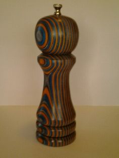 Laminated Peppermill