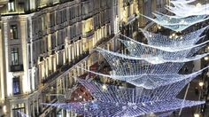 Lights and Christmas Decoration in London