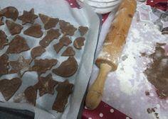 bolachinhas de chocolate