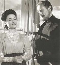 The Ghost and Mrs Muir - one of my all-time favorite movies. Irresistible. (She's pretty good, too. )