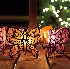 PartyLite | Tuotteet | Somisteet | Kynttiläsomisteet. #partylite #candles #decoration #summer #kesä #sommar