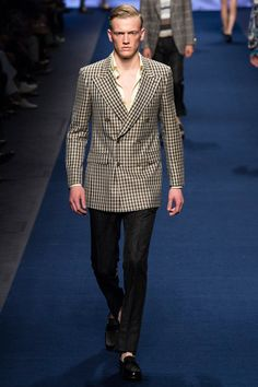 Etro Spring 2015 Menswear Collection Slideshow on Style.com