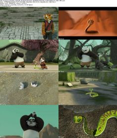 Kung Fu Panda Legends of Awesomeness S03E08 WEB-DL x264 Torrent Download