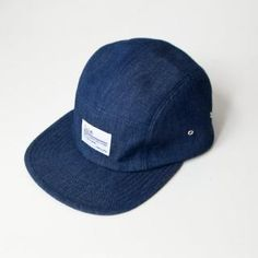 1sin イッシン / CAMP CAP indigo キャンプキャップ インディゴ