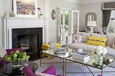 Brabourne Farm Coffee Tablescapes Living Room Inspiration Color Rooms