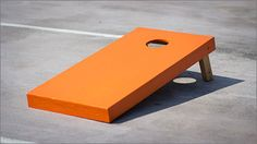 From the Forums, Tailgating Edition: How to Build a Cornhole Board