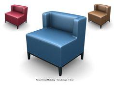 Modern Furniture Design at TrueCADD.com