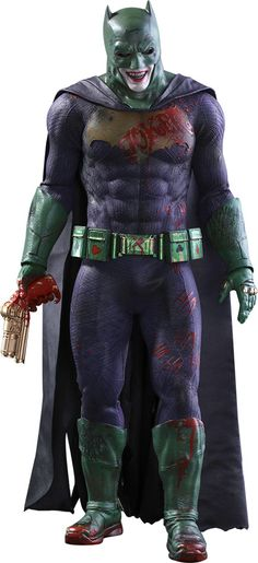 The Joker (Batman Imposter Version) Sixth-Scale Figure