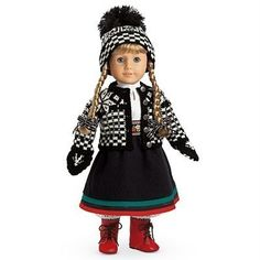 Kirsten's Winter Outfit.